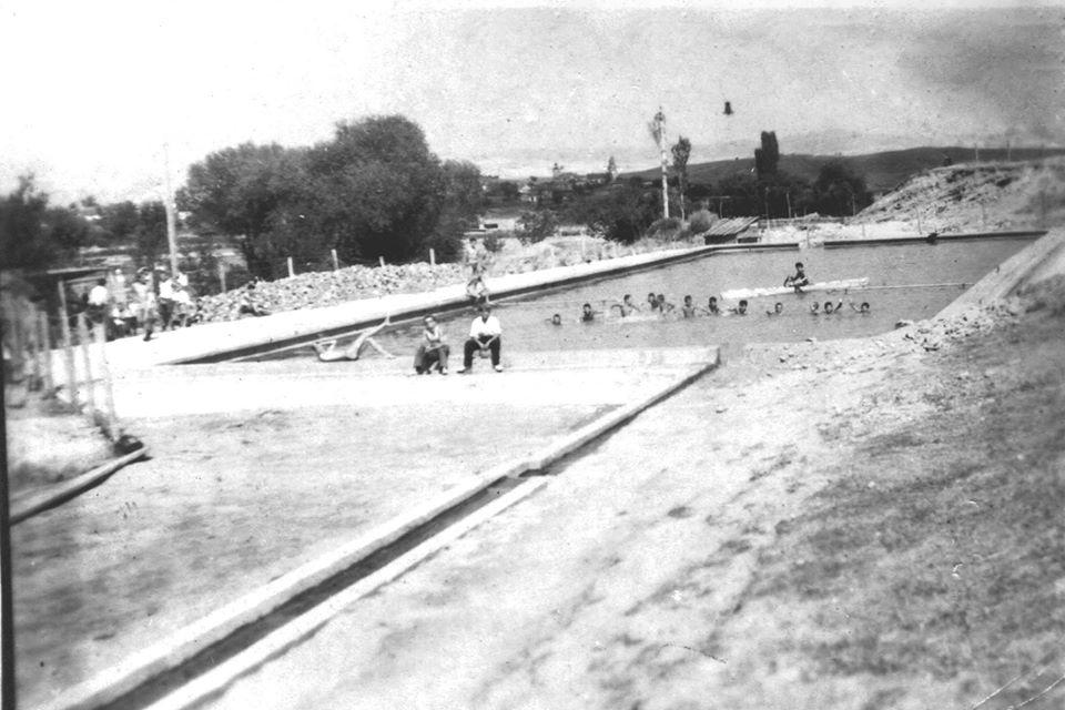 Си бил еден базен…некогаш одамна во Свети Николе