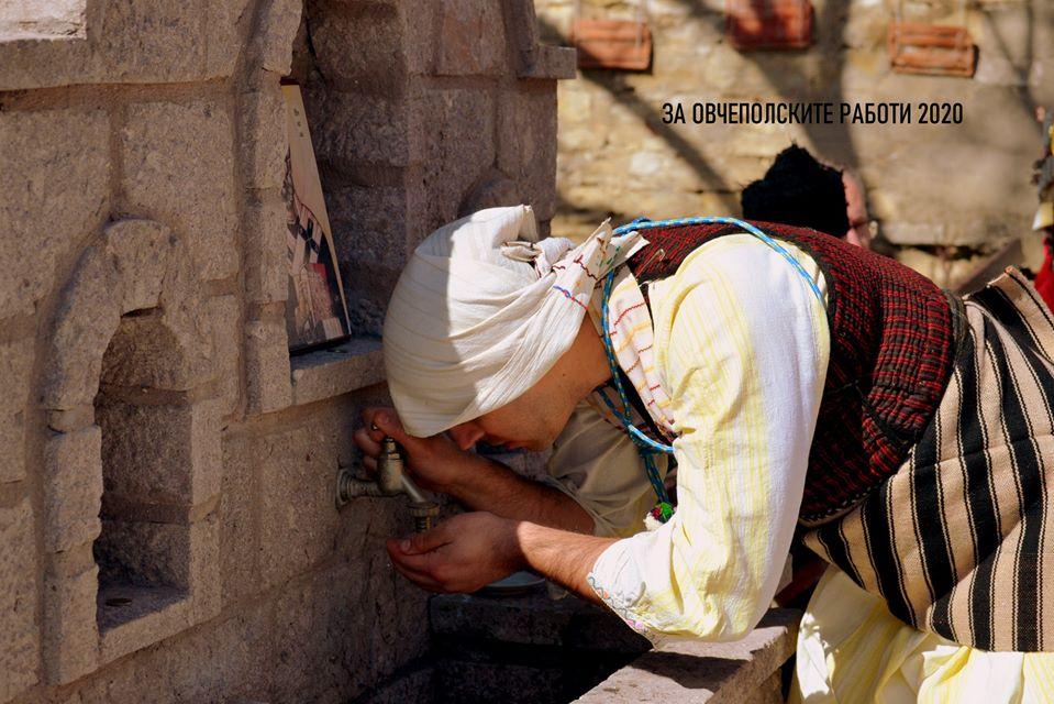 """Ансамбл """"Македонија"""" во Свети Николе – снимање на """"Овчеполско оро"""" (фото & видео)"""